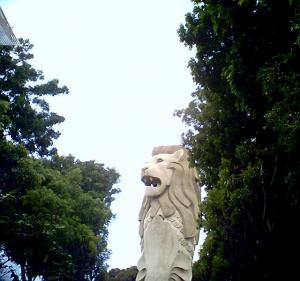 でかいだけのライオン・