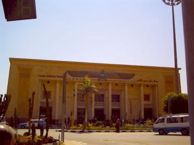 ルクソール駅