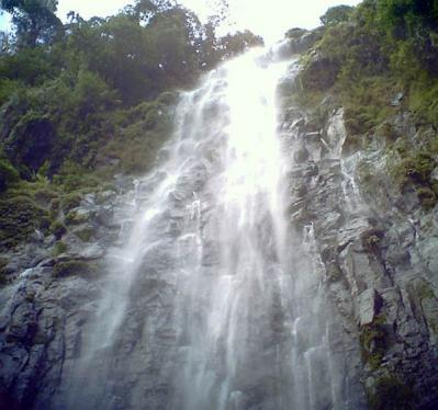 キリマンジャロの雪解け水