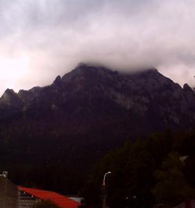 ヴァンパイアの棲む山