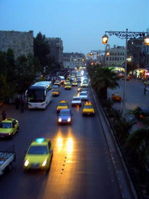 ダマスカス市内