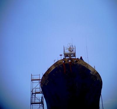 船(ケープタウン)