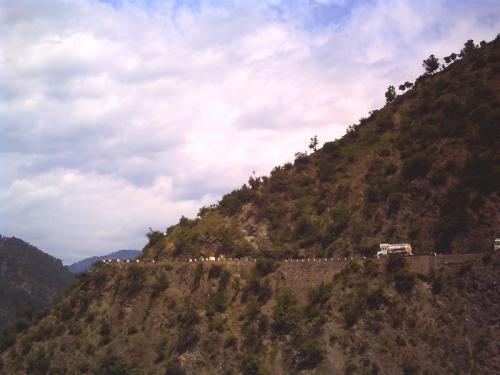 カシミールへの道