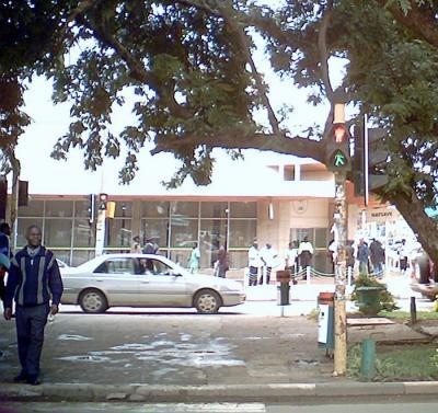 ザンビアの信号