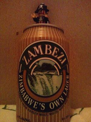 ジンバブエ・ビール