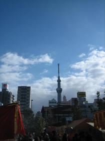 2012年初詣4