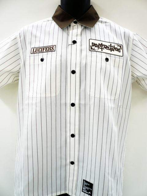 SOFTMACHINE CRUZ SHIRTS S/S