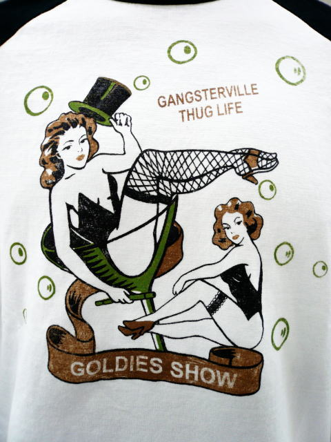 GANGSTERVILLE GOLDIES SHOW