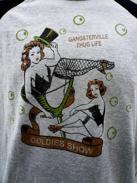 GANGSTERVILLE GOLDIES SHOW