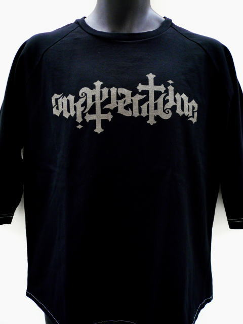 SOFTMACHINE AMBIGRAM RAGLAN