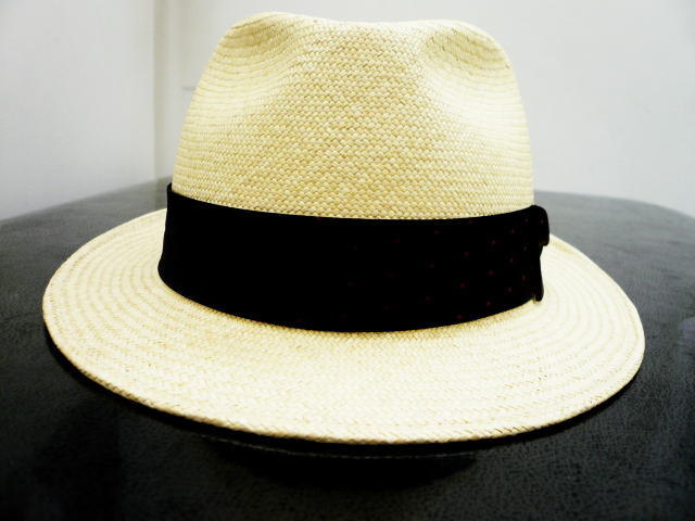 GANGSTERVILLE PANAMA HAT