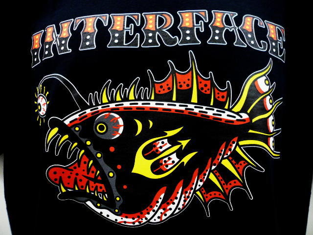 INTERFACE DEVILS FISH TEE