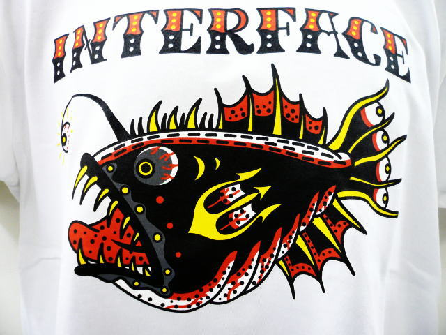 INTERFACE DEVILS FISH TEE