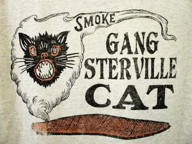 GANGSTERVILLE SMOKE CAT