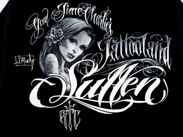 SULLEN GOOD TIME CHARLIE'S TATTOOLAND