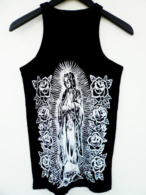 GANGSTERVILLE GUADALUPE TANKTOP