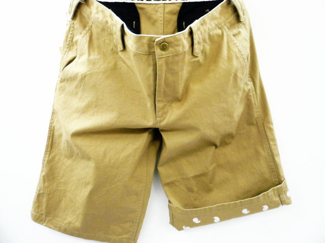 GANGSTERVILLE SHORTS