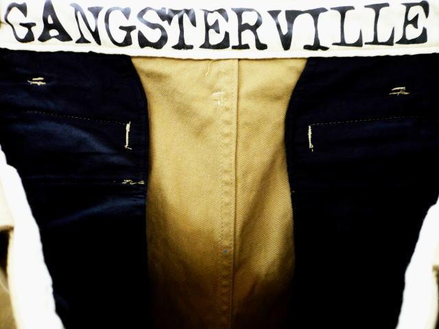 GANGSTERVILLE SHORTS
