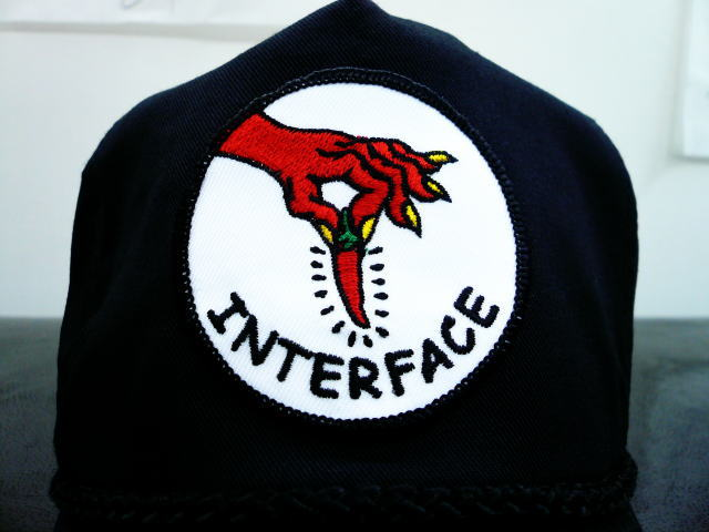 INTERFACE SATAN HAND B.B CAP