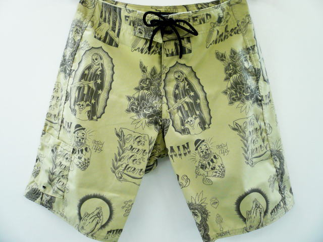 SOFTMACHINE FLASH BOARD SHORTS