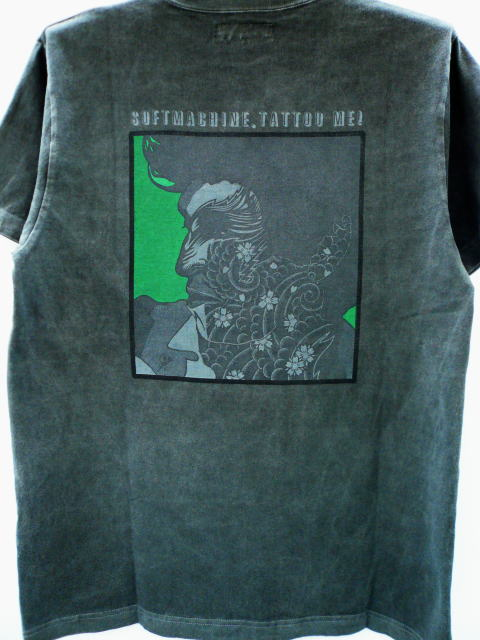 SOFTMACHINE TATTOO ME S/S