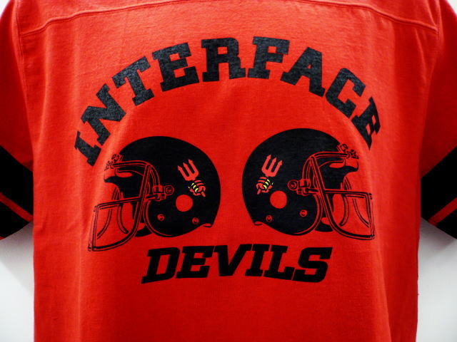 INTERFACE DEVILS AMEFOOT TEE