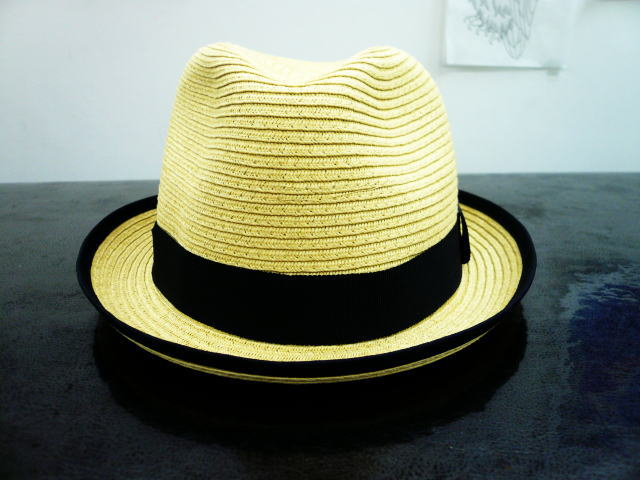 INTERFACE PITCHFORK STRAW HAT