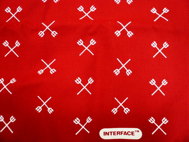 INTERFACE PITCH FORK BANDANA
