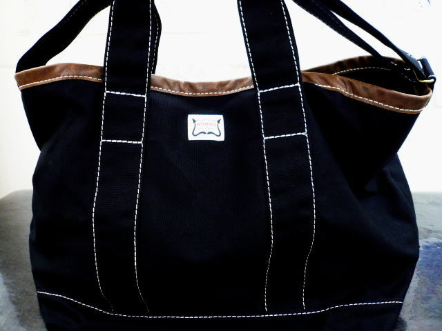 INTERFACE TOTE SHOULDER BAG