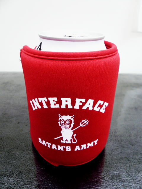 INTERFACCE SATAN'S ARMY CAN COOLER
