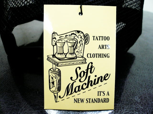 SOFTMACHINE NAMED CAP