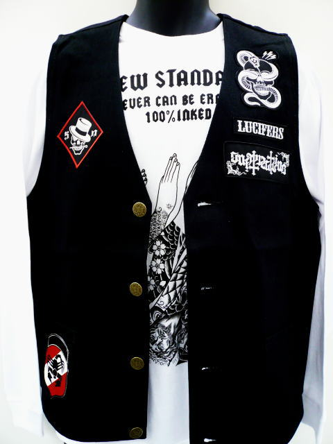 SOFTMACHINE GHOST VEST