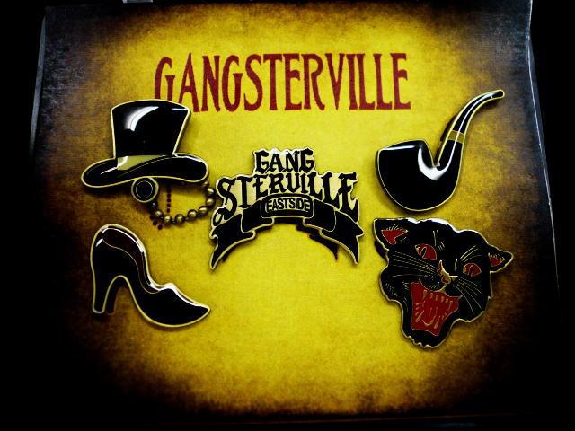 GANGSTERVILLE G.S.V.PIN'S