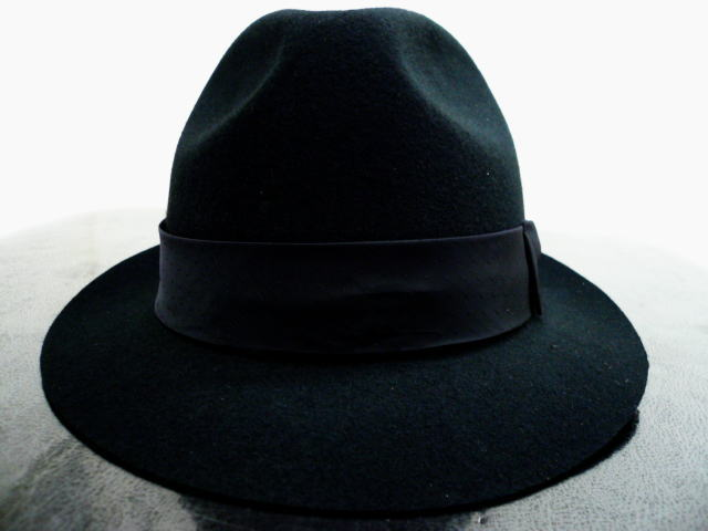 GANGSTERVILLE FEDORA HAT