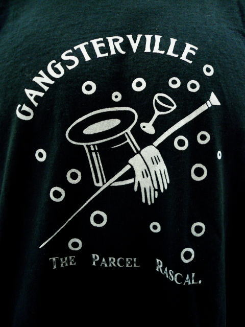 GANGSTERVILLE THE PARCEL RASCAL
