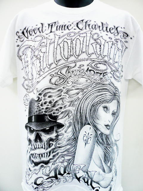 SULLEN TATTOO LAND 35TH ANNIVERSARY TEE