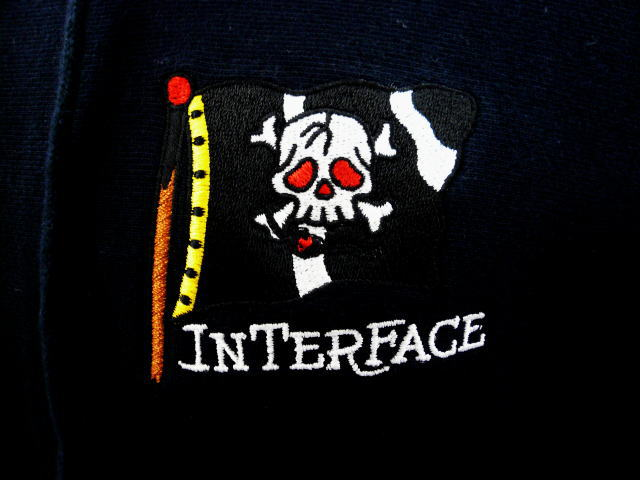 INTERFACE PIRATES FULL ZIP PARKA