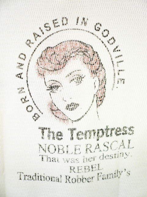 GANGSTERVILLE TEMPTRESS THERMAL