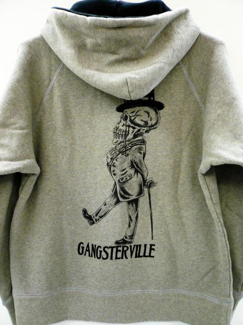 GANGSTERVILLE GANGSTER ZIP HOOD