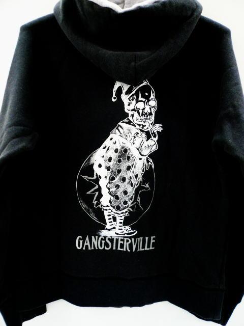 GANGSTERVILLE PEDROLINO ZIP HOOD