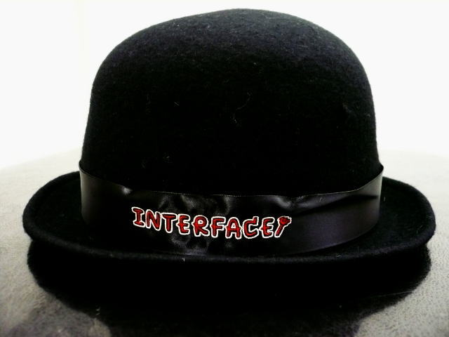 INTERFACE WOOL DEARBY HAT