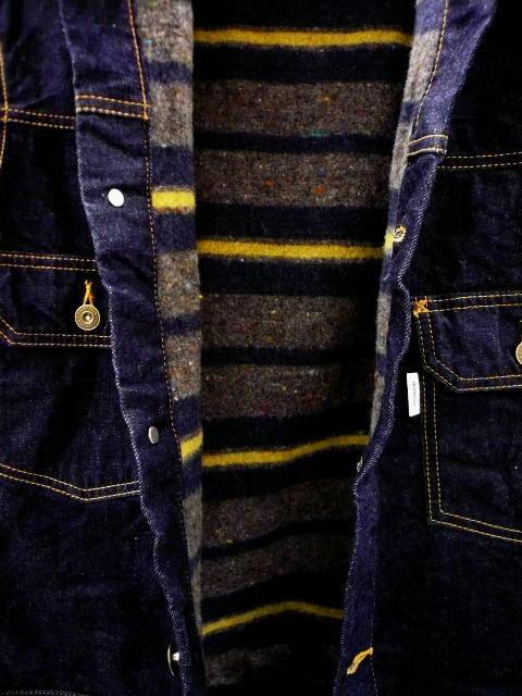 INTERFACE LINER DENIM JKT