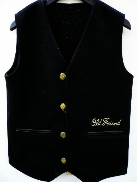 GANGSTERVILLE OR-CHI VEST
