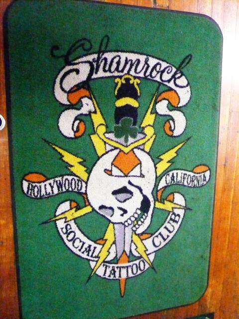 SHAMROCK SOCIAL CLUB
