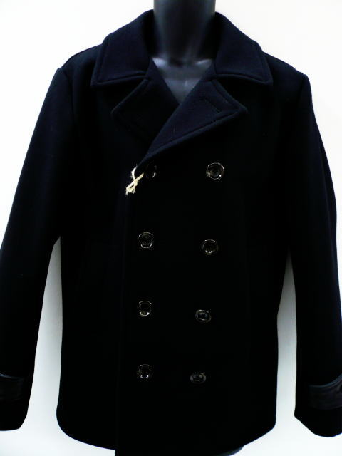 GANGSTERVILLE PEA COAT