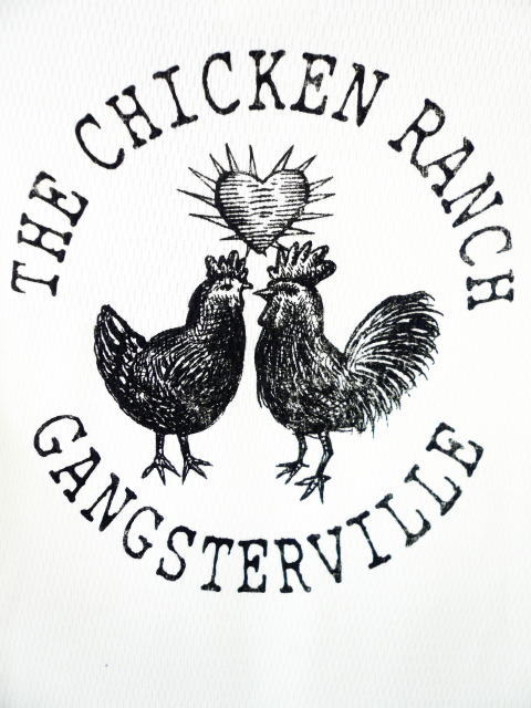 GANGSTERVILLE CHICKEN RANCH