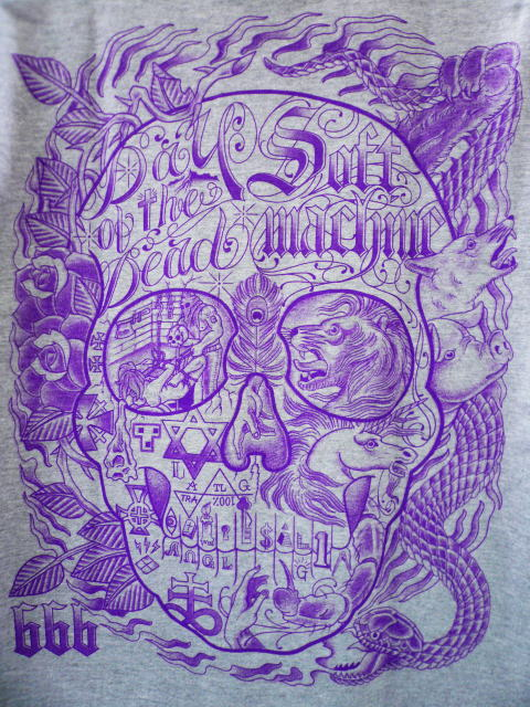 softmachine dayofthedead evil skull tee12