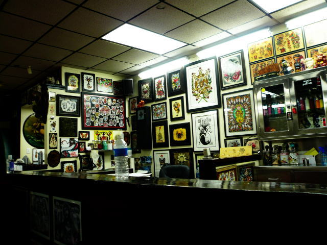 SID'S TATTOO PARLOR