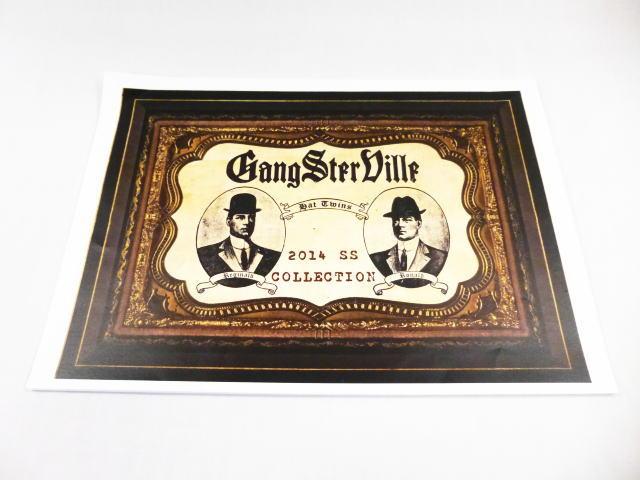 GANGSTERVILLE 2014 SPRING&SUMMER