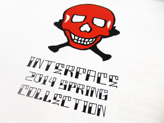INTERFACE 2014 SPRING&SUMMER